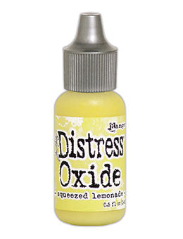 Distressed Oxide ReInker -  Squeezed Lemonade
