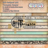 Thoughts Keeper - pad 6x6