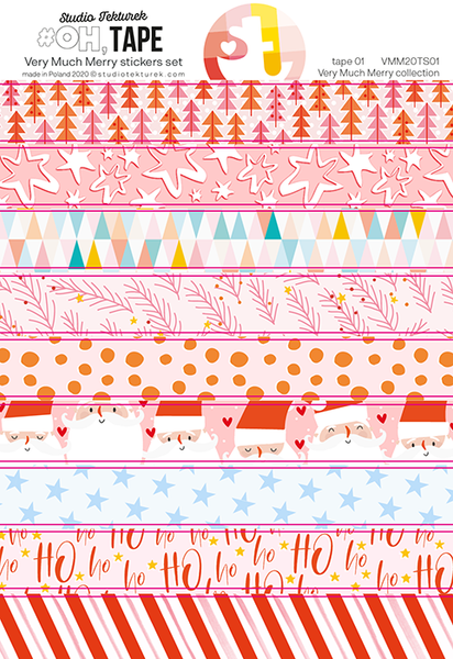 Very Merry Washi Tape
