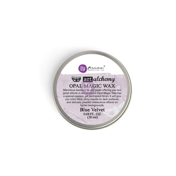 Opal Magic Wax - Blue Velvet