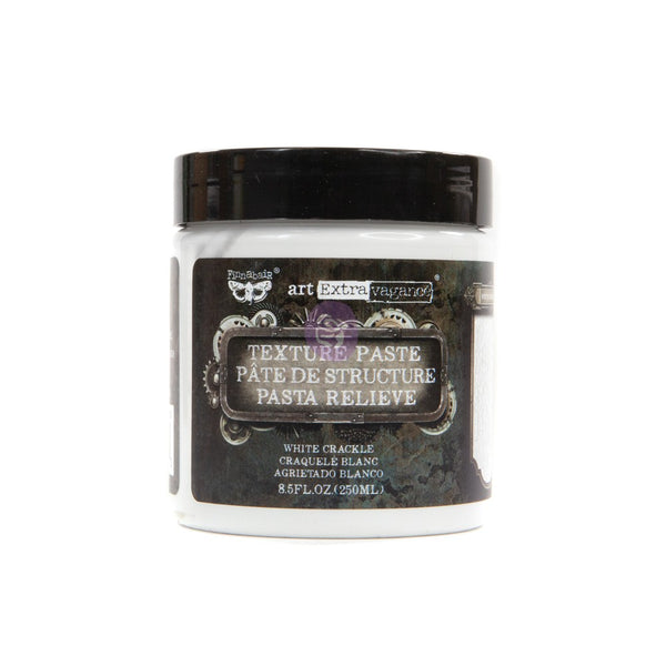 Texture Paste - White Crackle