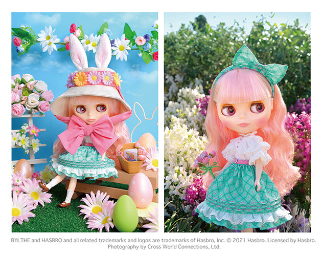 "CWC Exclusive Neo Blythe ""Spring Hope"" International Pre-order"