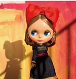 "TOP SHOP Exclusive Neo Blythe ""Zyanya Remembers"" Pre-order Information"