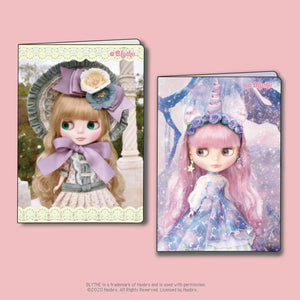 "Blythe ""A5 Double Pocket File 2 Sheets Set"""