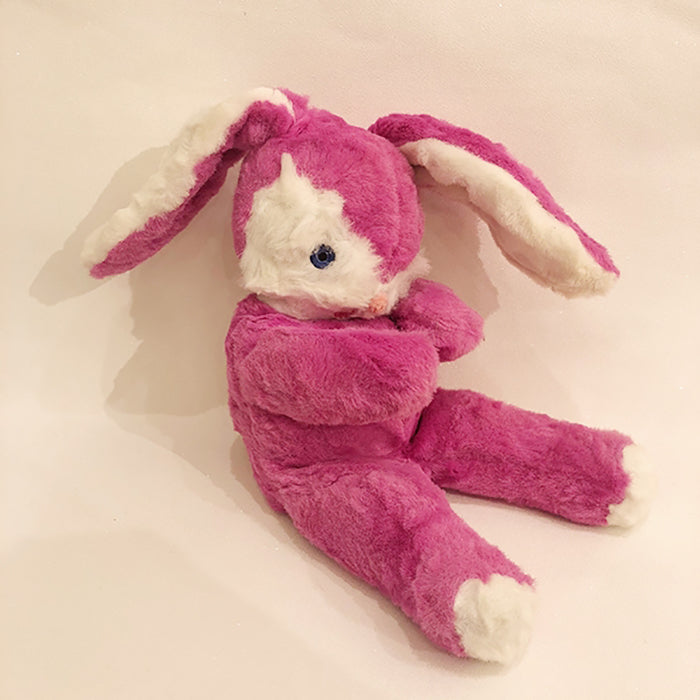 Antique 50's BIG Rabbit (Purple)