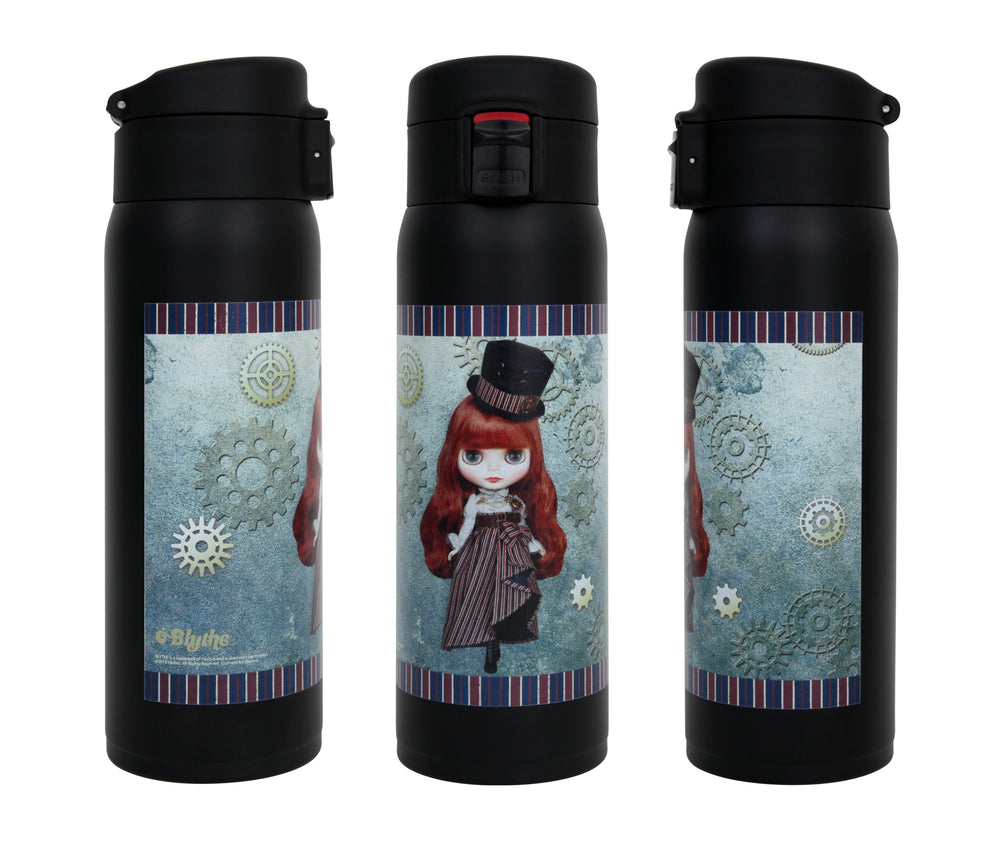 "Load image into Gallery viewer, Blythe ""One Touch Stainless Bottle"""