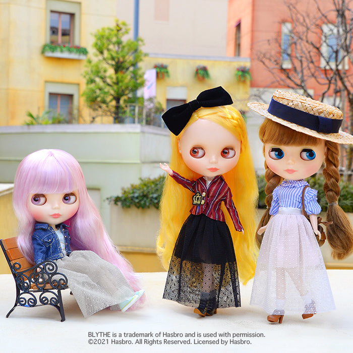 Dear Darling fashion for dolls「チュールロングスカート」