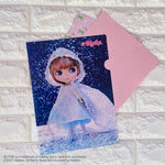"Blythe ""A4 Clear File 3 Sheets Set"""