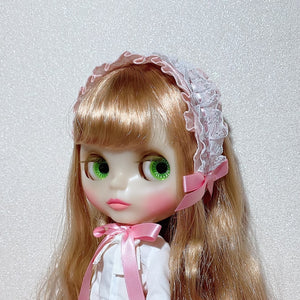 "Dear Darling fashion for dolls ""DIY kit headdress"" 22cm doll size"
