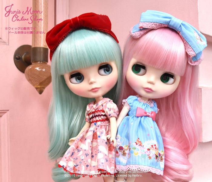 "Load image into Gallery viewer, Blythe ""Original Super Deluxe Wig"" Soft Wave Long"