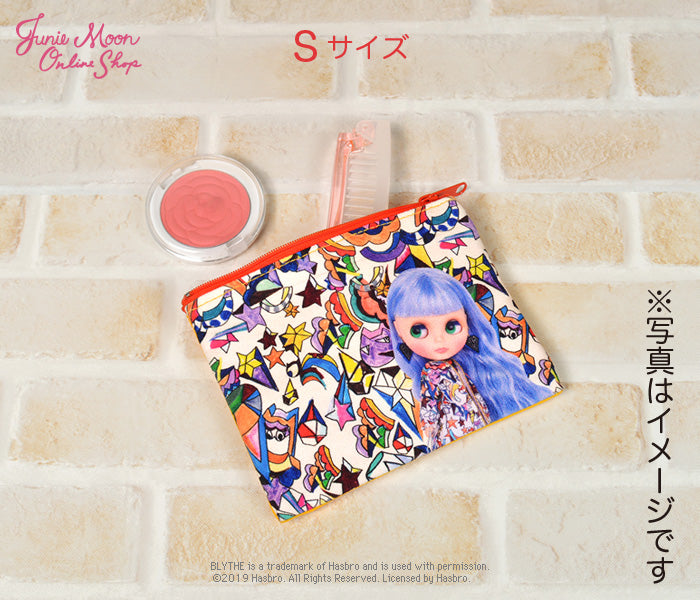 "Load image into Gallery viewer, Blythe ""Flat Pouch"""