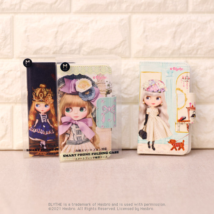 "Blythe ""Smartphone notebook type case"""