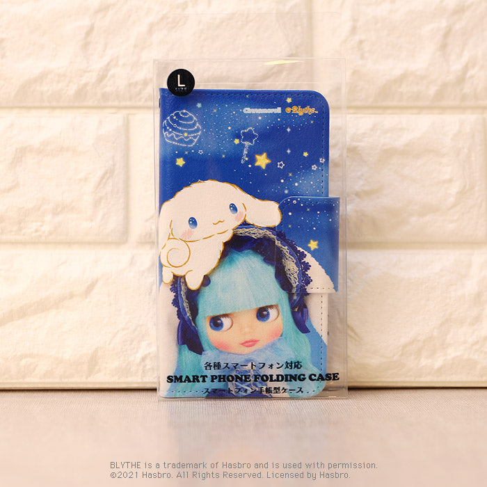 "Blythe ""Smartphone Notebook Type Case"" Cinnamoroll"