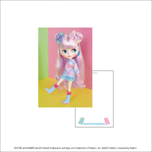 "Load image into Gallery viewer, Blythe ""Postcard Set (3 Sheets Set)"""