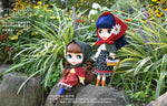 "Dear Darling fashion for dolls ""Babushka Girl Set"""