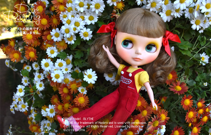 Dear Darling fashion for dolls「Peko&Pokoコラボ ペコちゃんセット」