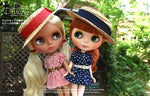 "Dear Darling fashion for dolls ""ouioui boater"""