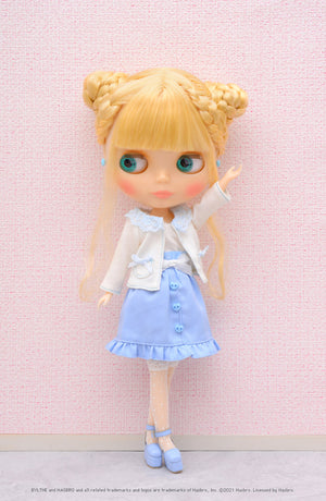Dear Darling fashion for dolls「22cmドール用 フリルスカート」