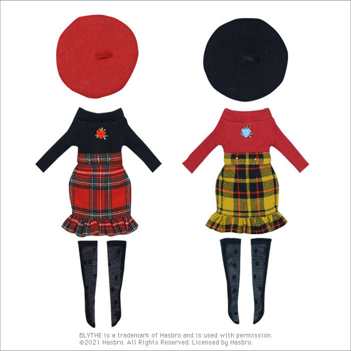 Dear Darling fashion for dolls「sandy ローズワンピース」