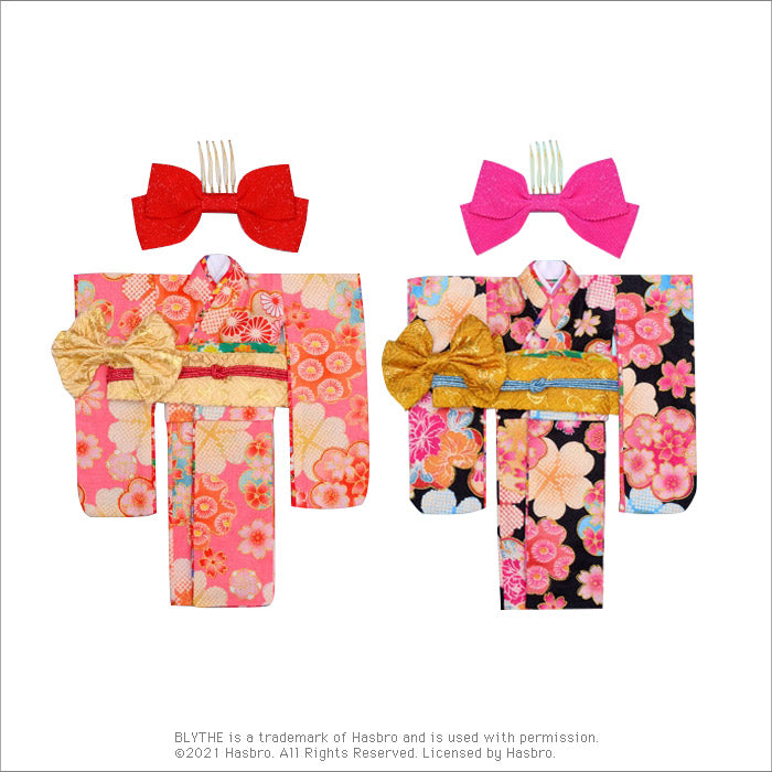 "Dear Darling fashion for dolls ""Furisode Dream"""