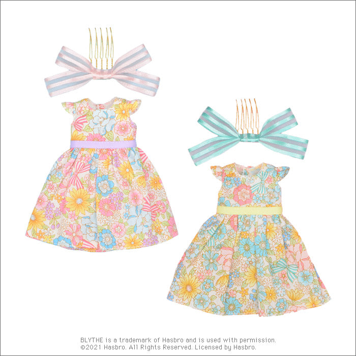 Dear Darling fashion for dolls「フレッシュフラワーズ for 22cmドール」