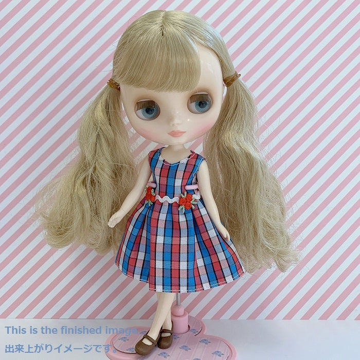 "Dear Darling fashion for dolls ""DIY Dress Kit"" for Middie Blythe"