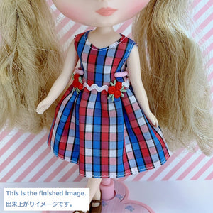 "Load image into Gallery viewer, Dear Darling fashion for dolls ""DIY Dress Kit"" for Middie Blythe"