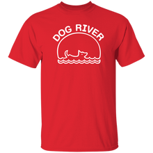 Load image into Gallery viewer, Men's Dog River River Dogs Davis Quinton T-Shirt