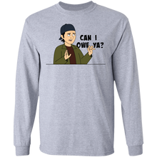Load image into Gallery viewer, Hank Yarbo Long Sleeve T-Shirt