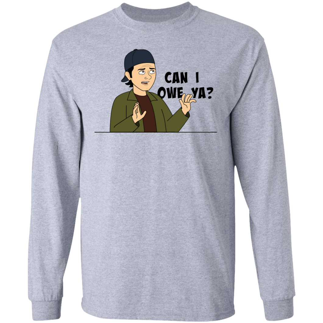 Hank Yarbo Long Sleeve T-Shirt