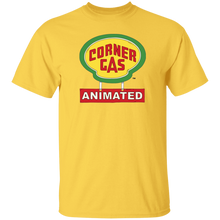 Load image into Gallery viewer, Men's Corner Gas Animated Logo T-Shirt