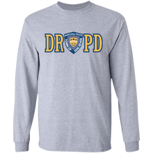 Load image into Gallery viewer, Dog River Police Department Long Sleeve T-Shirt
