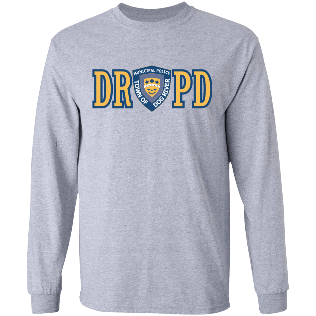 Dog River Police Department Long Sleeve T-Shirt