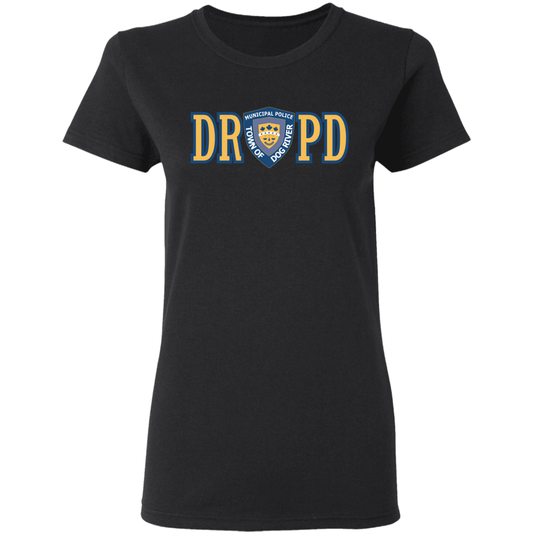 Women's Dog River Police Department T-Shirt