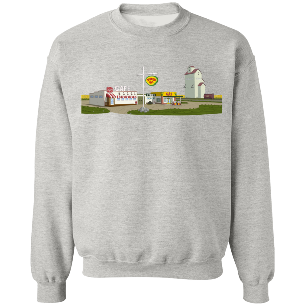 Corner Gas Animated Landscape Sweatshirt