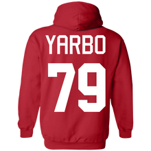 Load image into Gallery viewer, Dog River River Dogs Hank Yarbo Hoodie