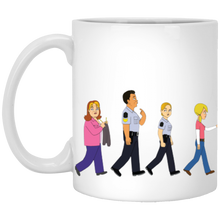 Load image into Gallery viewer, Corner Gas Characters White Mug