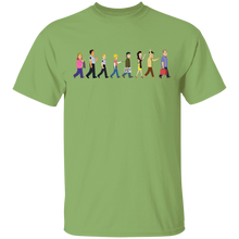 Load image into Gallery viewer, Men's Corner Gas Characters T-Shirt