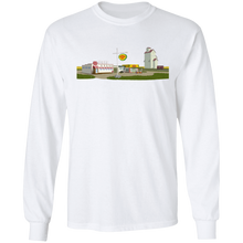 Load image into Gallery viewer, Corner Gas Animated Landscape Long Sleeve T-Shirt