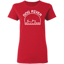 Load image into Gallery viewer, Women's Dog River River Dogs Hank Yarbo T-Shirt