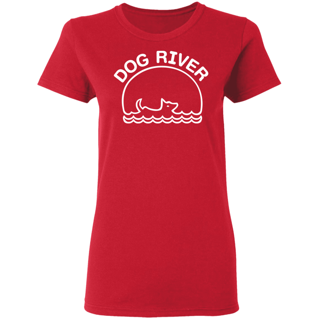 Women's Dog River River Dogs Hank Yarbo T-Shirt
