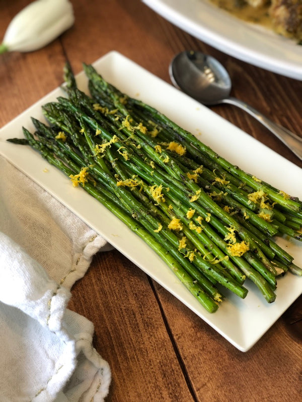 HOW TO DO STUFF WITH CARMEL: GRILLED ASPARAGUS