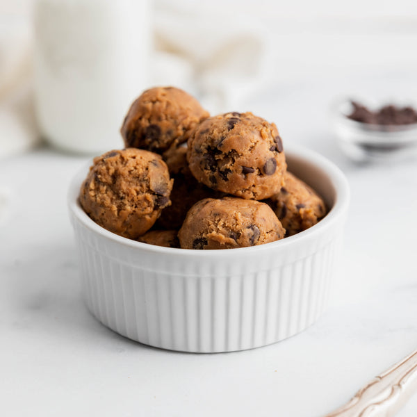 Vegan Chocolate Chip Cookie Dough