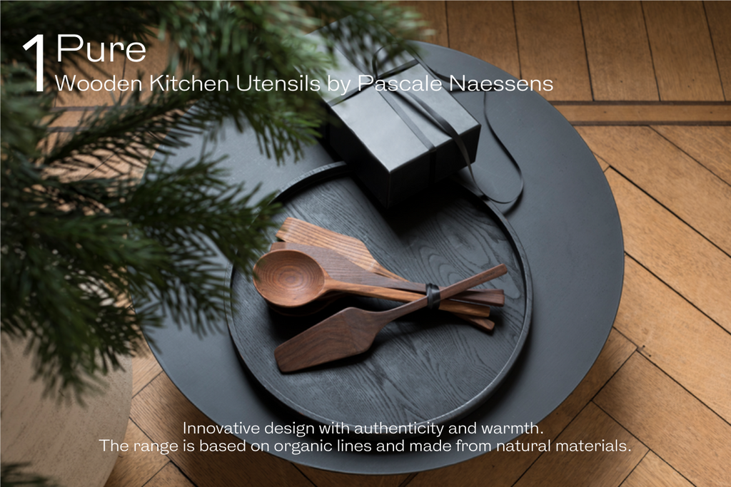 Pure Utensils by Pascale Naessen Serax