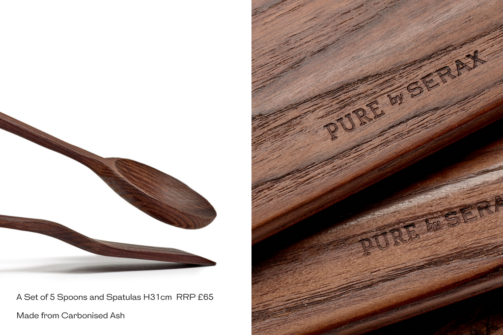 Pure Utensils by Pscale Naessen for Serax