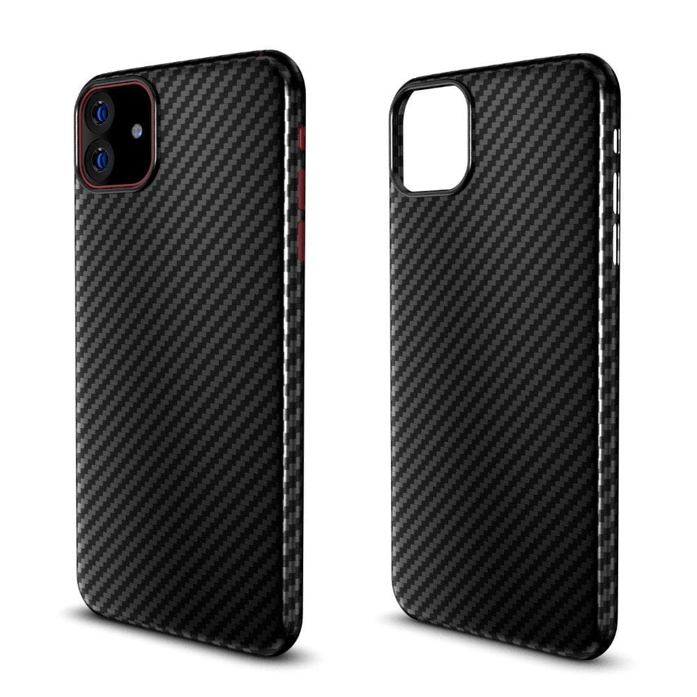 Aramid Case in Carbon Optik für das iPhone 11 - GLAZ Displayschutz