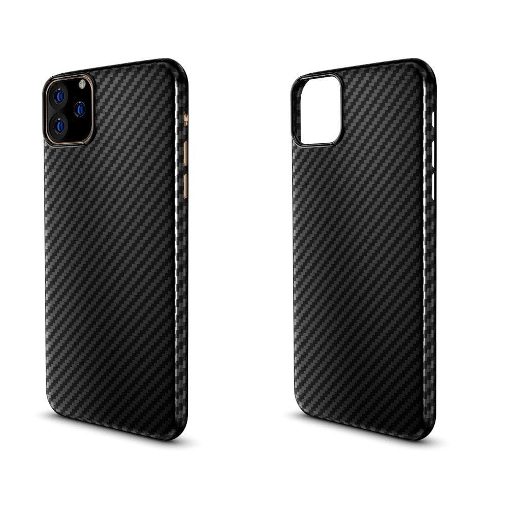 Aramid Case in Carbon Optik für das iPhone 11 Pro - GLAZ Displayschutz