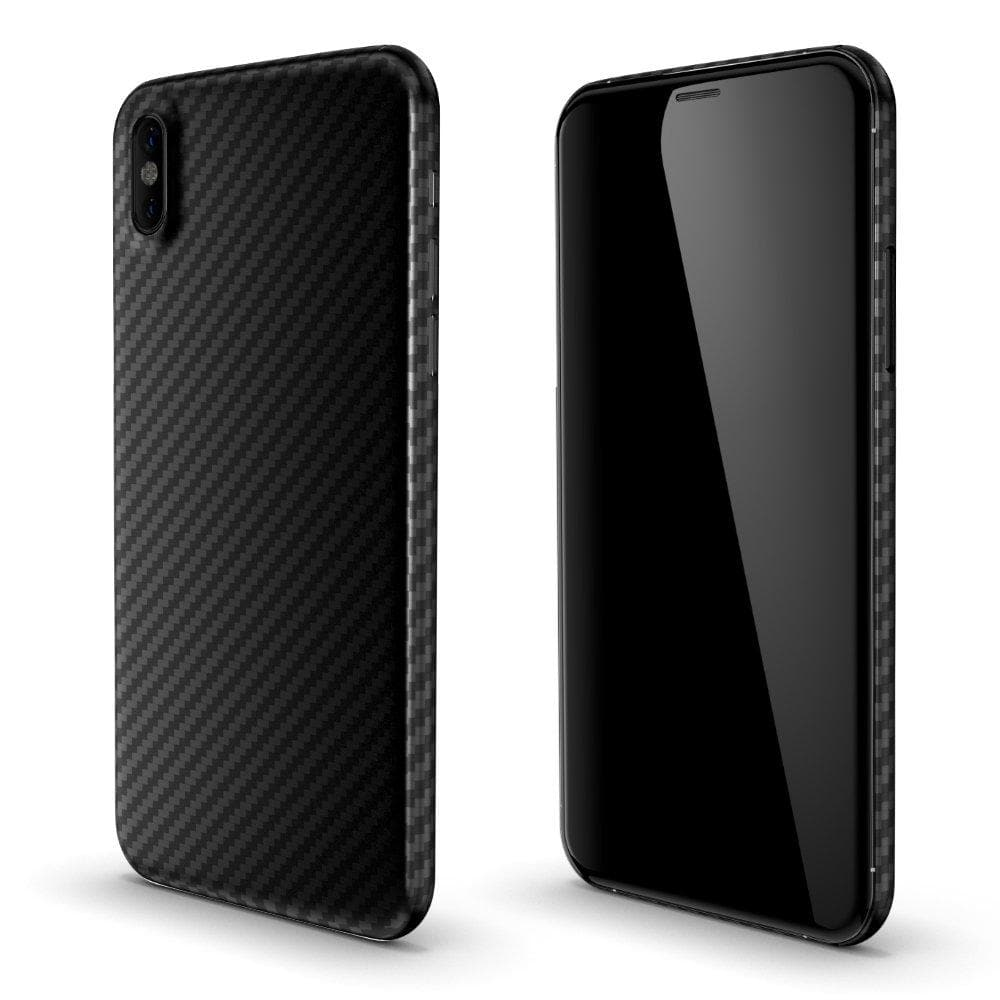 GLAZ Aramid Case in Carbon Optik für dein iPhone XS Max - GLAZ Displayschutz