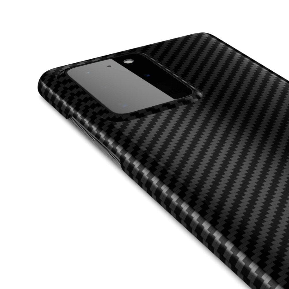 GLAZ Aramid Case in Carbon Optik für dein Samsung S20 Ultra - GLAZ Displayschutz