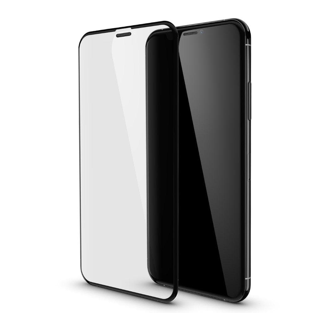 GLAZ iPhone XS Max Displayschutz 2.0 4D Clear Notch - GLAZ Displayschutz